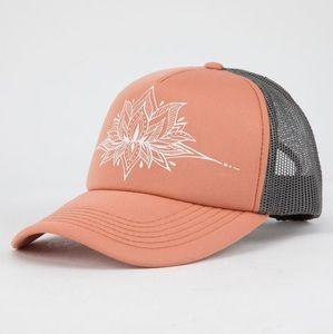 NWT O'Neill Oasis Women's Trucker Hat